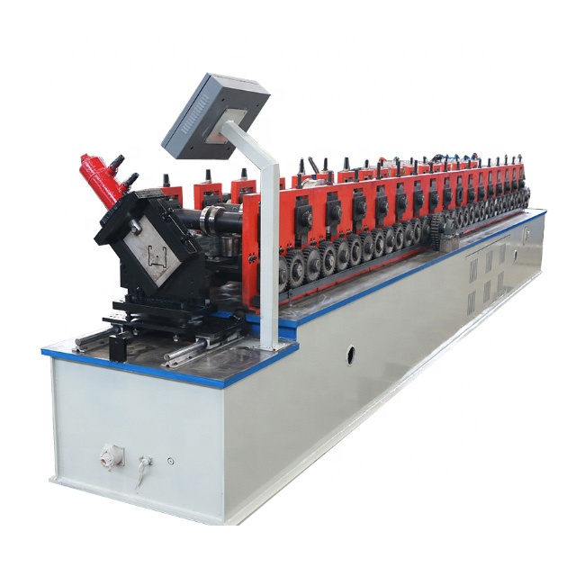 cable tray roll forming sheet machine roll to roll forming machine