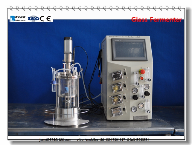 Cell Culture Fermenter/Bioreactor/bio fermenter/Industry pilot fermentor