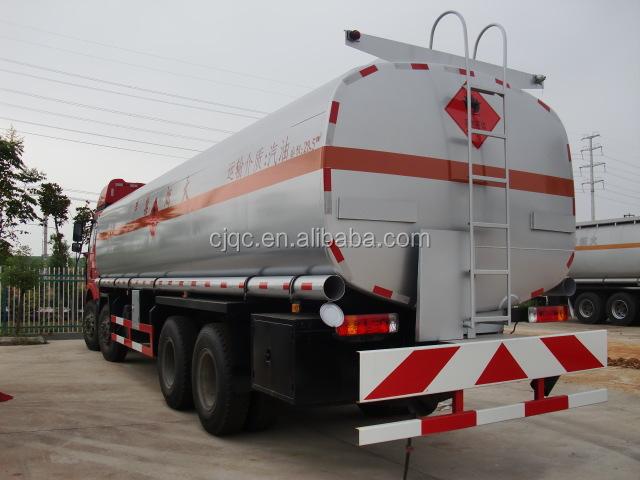 Dfl 30000liters Litres Petrol Tanker Fuel Tank Truck Oil Transport ...