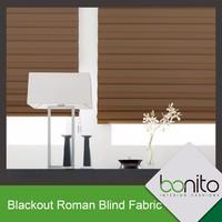 Modern Anti-UV Roman Blackout Blinds Window Shades