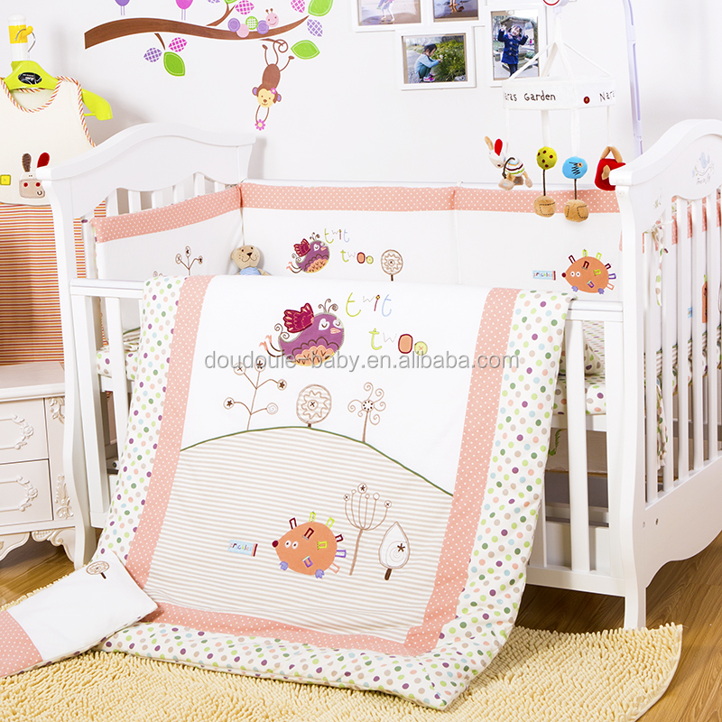 twill style and baby bedding set comforter set type