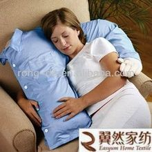 Creative Blue Boyfriend Arm Shaped Cushion Pillow