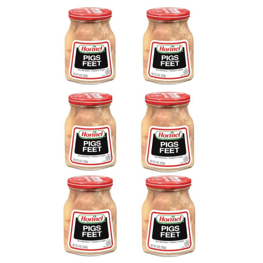 Buy Dolores Fully Cooked Pickled Pigs Feet 19 Oz Pack Of 12 In Cheap Price On Alibaba Com
