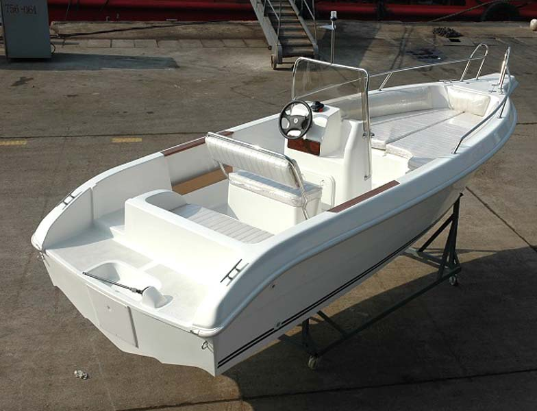 Rilaxy 18ft Center Console Fiberglass Boat Buy Center