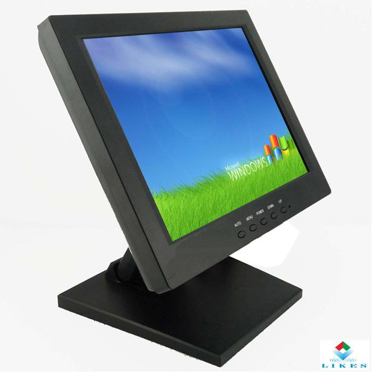 "Touchscreen pos systems 17"" 15 inch crt monitor for retail"