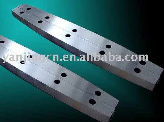 cambered shape stainless steel cutter blade