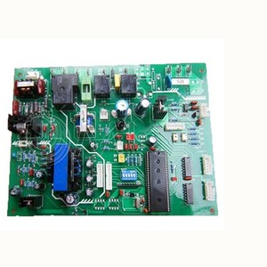 USB am fm radio battery charger pcba board