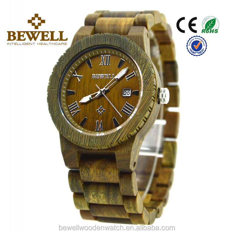 small quantity order wrist watches luxury mens watch made of wood wooden diy watch