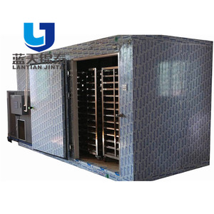 Widely Used Heat Pump Drying Room Banana Dehydrator Machine For Food Production Line