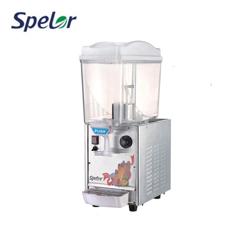 Single Refrigerator Drink Dispenser Commercial