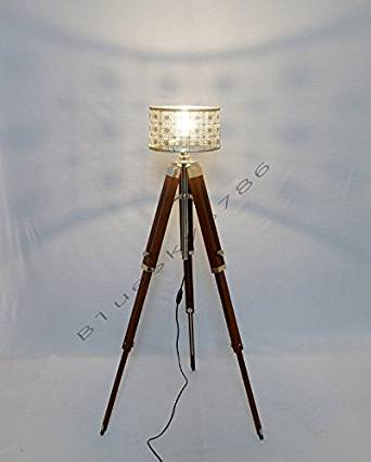 Cheap tripod floor lamp find tripod floor lamp deals on line at designer nautical tripod floor lamp chrome tripod lamp vintage look metal lamp mozeypictures Choice Image