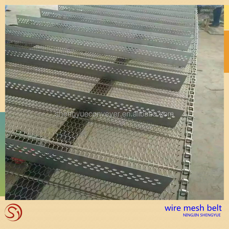 Trade assurance wire conveyor belt fo candy