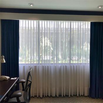 luxe europese stijl venster hotel gordijnen gordijnen