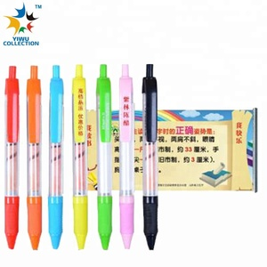 Banner Ad desk personalized pens