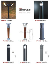 Decorated High Quality Cast Aluminum Outdoor Led Bollard Light