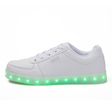 다 Latest LED 발광 Shoes boys girls 슈 레저 Lamps 및 Shoes