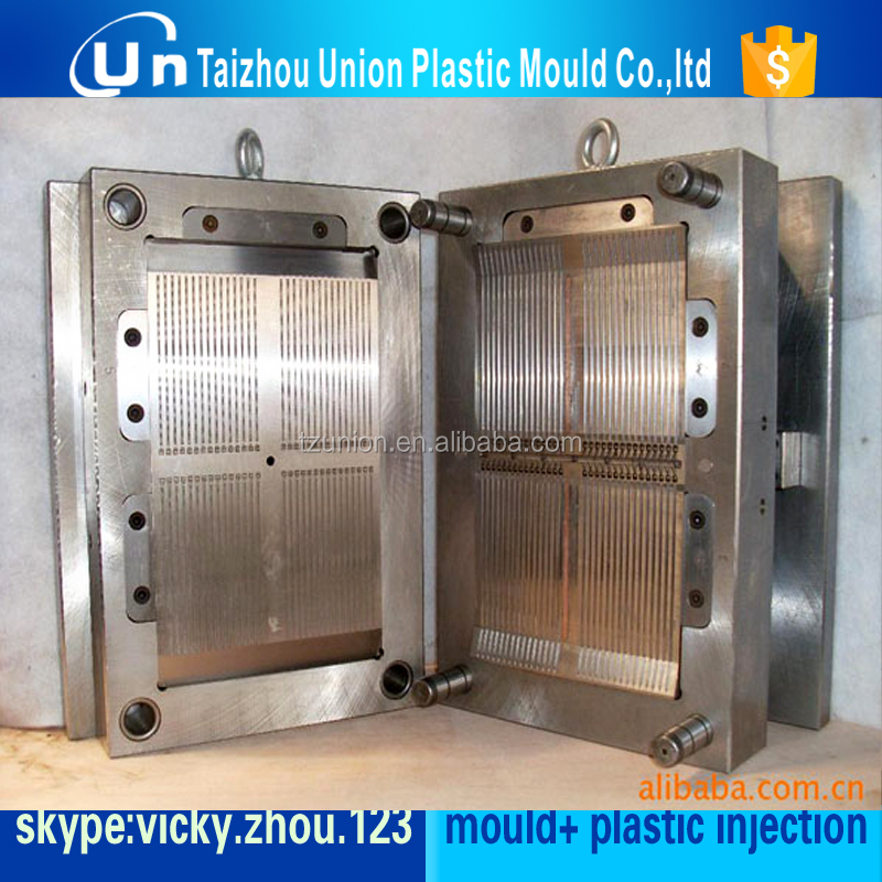 Tai Zhou Huangyan Plastic Injection Nylon Cable Tie Mould