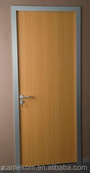 Latest Design Wooden Doors,Apartment Entry Door,Plywood Door Panel Price