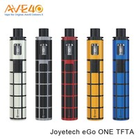 New Released Starter Kit Joyetech eGo ONE TFTA with Top Filling Top Airflow System