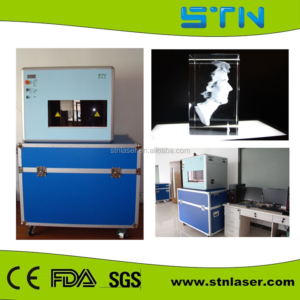 Factory price high accuracy 3d cnc router laser