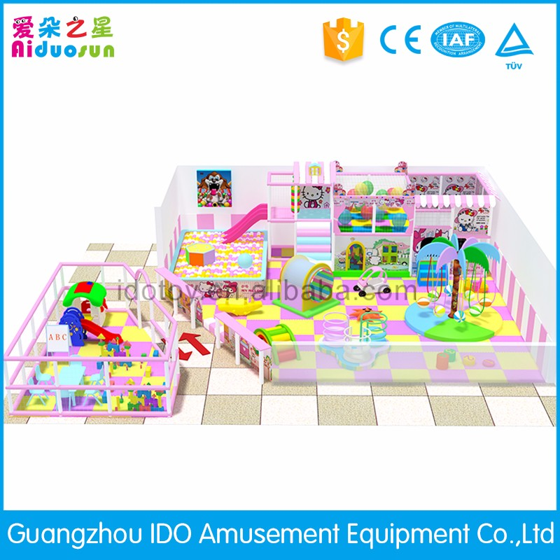 Attractions Commercial Playground Indoor Play Activities For Preschoolers