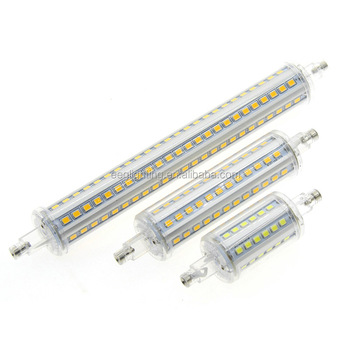 13w r7s led replace double ended halogen bulb/led r7s 78mm/r7s cob/3 years warranty/Factory price