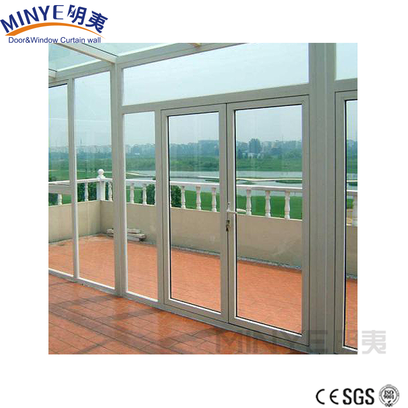 Manufacturer Supplier tempered glass security screen doors lowes