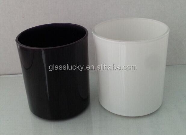 Wholesale Glass Candle Jar And Black Glass Candle Jar - Buy Glass ...