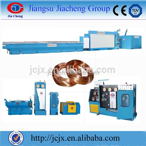 Automatic Electric Wire Cable Making Machine