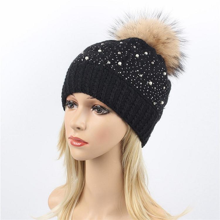 Venta al por mayor divertidos sombreros de punto de invierno-Compre ... 6315956de97