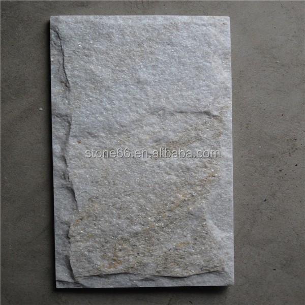 decorative travertine stone mushroom wall panels