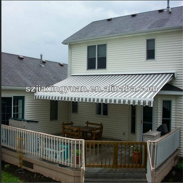 Motorized Restaurant Used Aluminum Awnings For Sale