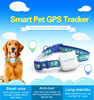 2017 Hot ! Mini GPS Tracker for Pet , Dog Tracking , Anti-lost Pet Tracker , Waterproof, SOS Alarm, GEO-FENCE