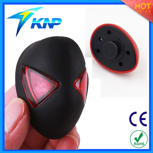 Spiderman Shape Super Bright 3 Modes Waterproof Shockproof Bike Light Set