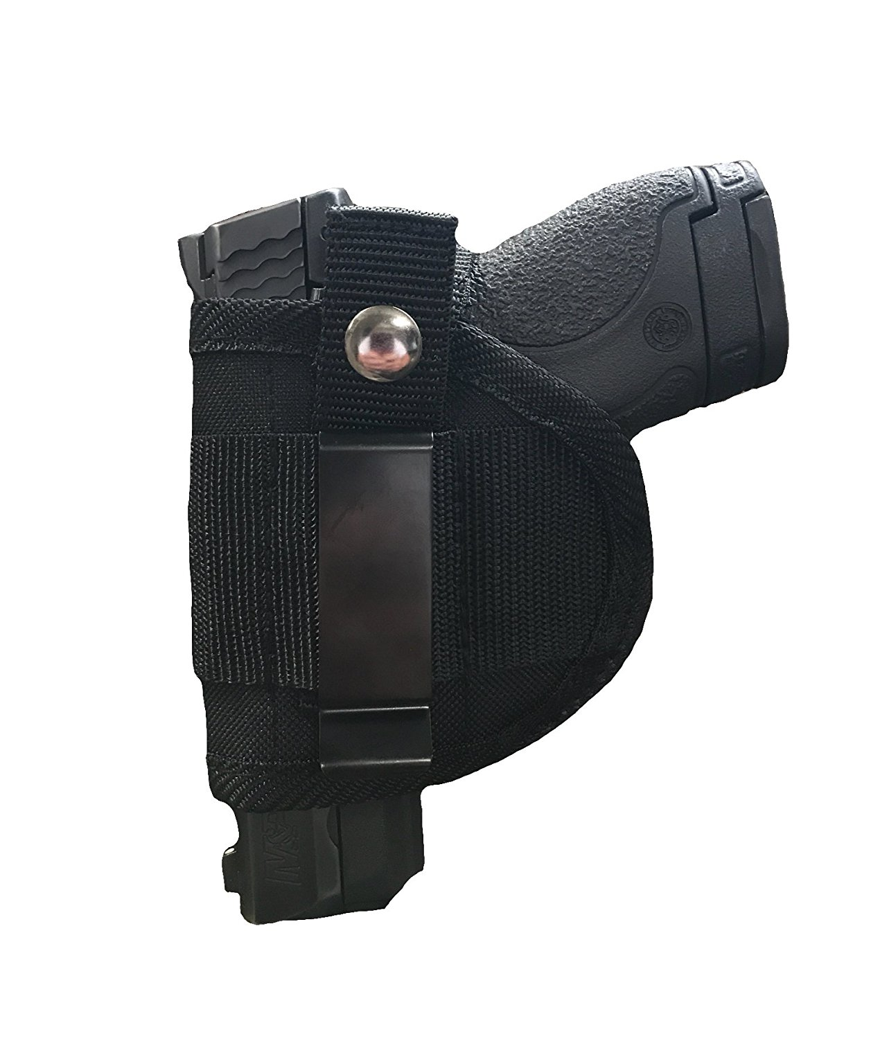 Concealed Deluxe inside the pants IWB Gun Holster Fits GLOCK 42, 43