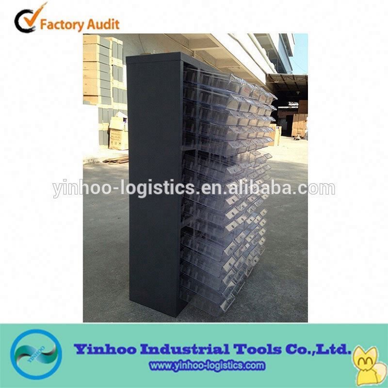 wholesale multipurposes promotional tool cabinet for screws nails beads