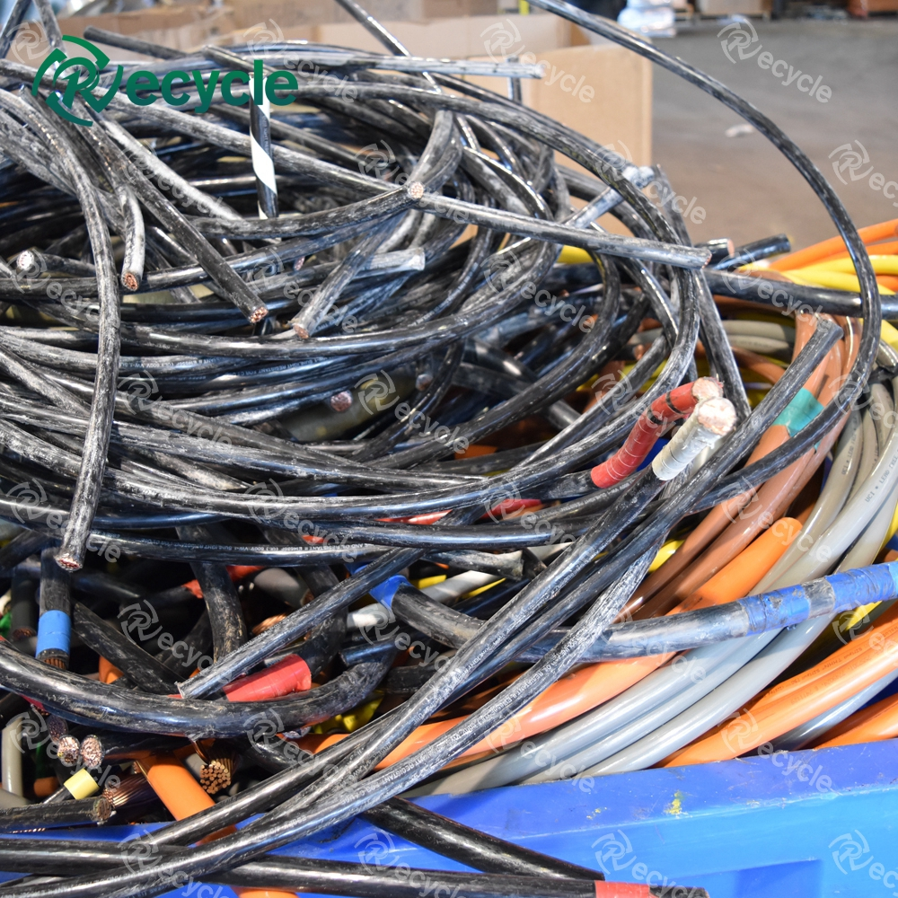 Used Copper Cable Granulator, Used Copper Cable Granulator Suppliers ...