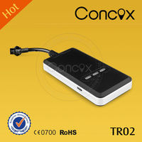 CONCOX TR02 Long distance communication gps device car locater system No battery gps vehicle tracker