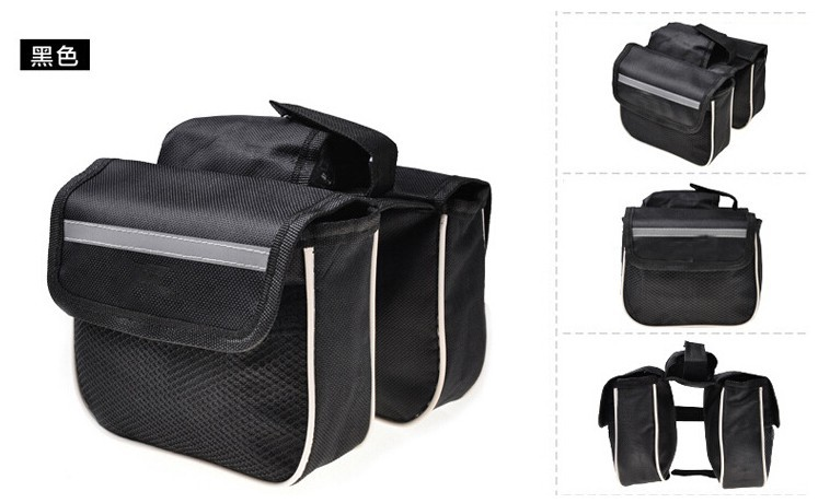 Wholesale Portable Waterproof Bicycle Bag, Bike Frame Bag