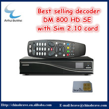 vision satellite receiver with new 800HD satellite receiver for receiving satellite signal from china factory