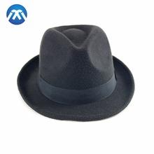 Black Felt Hillbilly Hat 0339e356cc9f