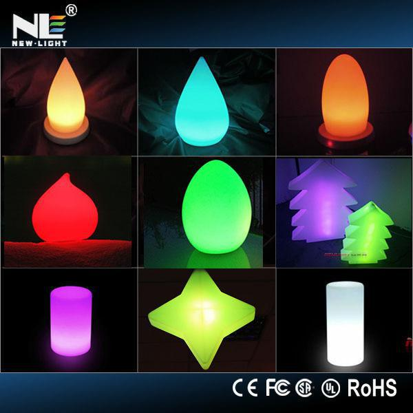 Led Decorative Lights Disco Balls And Light Candles