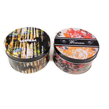 Wholesale tin box for underwear / socks / stockings packaging