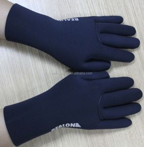 3mm super stretch CR neoprene diving gloves