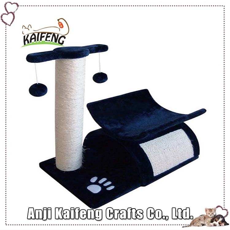 High Quality Wholesale New Style Cat Accessories Deluxe Cat Trees