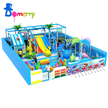 2017 Free safety products Amusement Park small kids indoor playground equipment