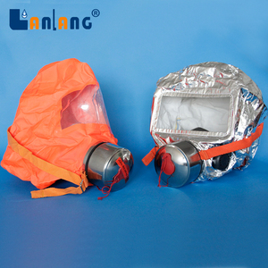 Firefighting Air Purifying Fire Escape Respirator with CE certificate