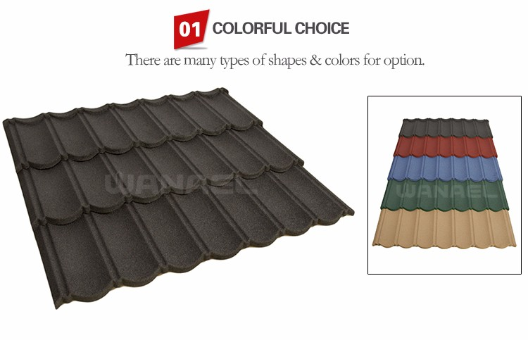 Lightweight Roofing Materials 50 Year Warranty Wanael