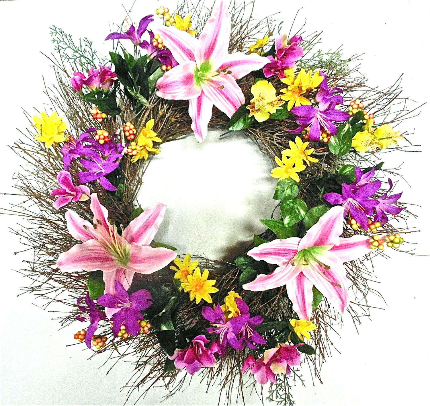 house of stunning image for popular semi wreaths trend unbelievable decor spring wreath collection diy clover door front doors concept the and