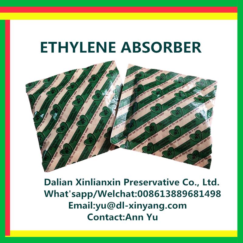 how to produce ethylene gas